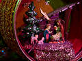 Christmas Ornament Nativity Scene Royalty Free Stock Photo