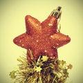 Christmas ornaments Royalty Free Stock Image