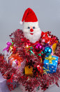 Christmas ornaments on day family members have exchanged gifts etiquette especially adults give their children gifts but many Stock Photo