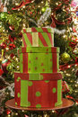 Christmas Packages Royalty Free Stock Images