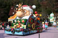 Christmas Parade, Everland Royalty Free Stock Image