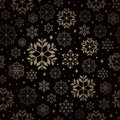 Christmas pattern snowflake background Royalty Free Stock Photo