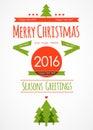 Christmas Postcard Ornament De...