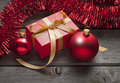 Christmas Present Royalty Free Stock Photo