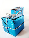 Christmas present 3 Royalty Free Stock Photo