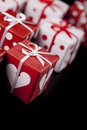Christmas presents! Royalty Free Stock Image