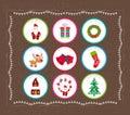Christmas printables Royalty Free Stock Photo