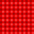 Christmas red gingham pattern Royalty Free Stock Images