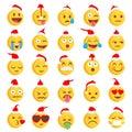 Christmas Rough Emoji set