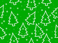 Christmas seamless background an image of a Royalty Free Stock Image