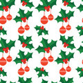 Christmas seamless pattern Royalty Free Stock Photos