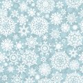 Christmas seamless pattern snowflake eps background vector file included Stock Photo