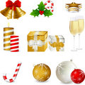 Christmas ser Royalty Free Stock Photography