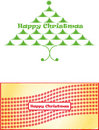 Christmas sign Stock Images