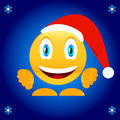 Christmas smile Royalty Free Stock Photography