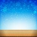 Christmas Snowflake And Starli...