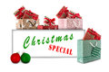 Christmas Special Royalty Free Stock Photo