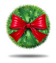 Christmas Sphere Royalty Free Stock Photography
