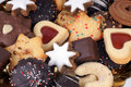 Christmas Spice Cakes Royalty Free Stock Photo