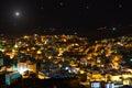 Christmas star above Bethlehem, Palestine, Israel Royalty Free Stock Photo