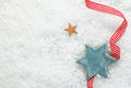 Christmas star background Royalty Free Stock Images