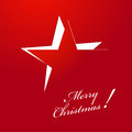 Christmas star background art concept Stock Photos