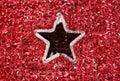Christmas star concept Royalty Free Stock Photo