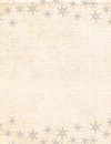 Christmas stationary background with bells beige ivory Royalty Free Stock Photo