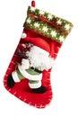 Christmas Stocking Royalty Free Stock Image