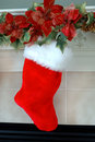 Christmas Stocking Royalty Free Stock Photo