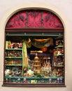 Christmas store in Rothenburg ob der Tauber