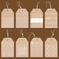 Christmas Tags or Labels