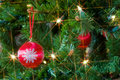 Christmas Theme Background Royalty Free Stock Photo