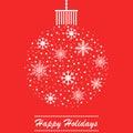 Christmas Themed Ball Holidays...
