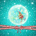 Christmas Time Greeting Card S...