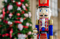 Christmas time Nutcracker Royalty Free Stock Photo