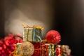 Christmas tiny toys