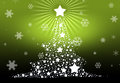 Christmas tree 2013 background Royalty Free Stock Photography