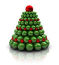 Christmas tree Stock Photos