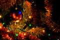 Picture : Christmas tree  background