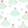 Christmas tree  background.seamless texture Stock Photo