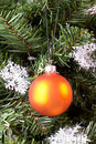 Christmas-tree decoration. Stock Photo