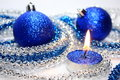Christmas-tree decorations Royalty Free Stock Images
