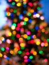 Vánoční stromeček světla