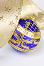 Christmas Tree Ornaments Stock Photos