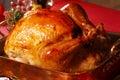 Christmas turkey Royalty Free Stock Photo