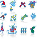 Christmas utilities Stock Images