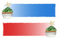 Christmas vector banner Royalty Free Stock Photography