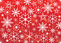 Christmas Wallpaper Stock Image