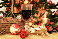 Christmas warm still life Royalty Free Stock Photos